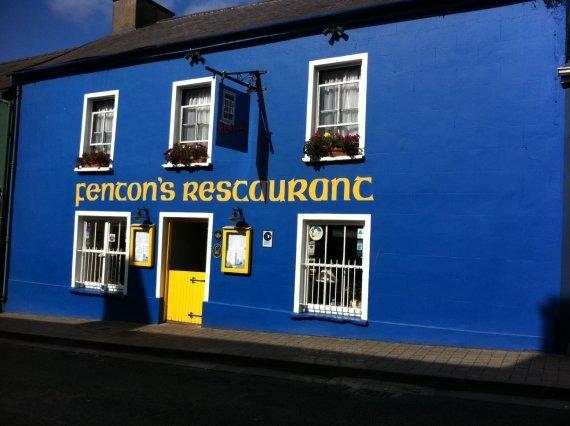 Fentons Restaurant Dingle